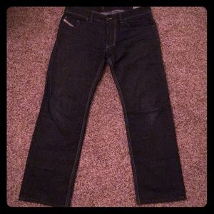 Diesel Larkee blue jeans 33x30